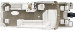 Starcraft Boats 246 CR Pontoon Boat