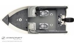 2008 - Starcraft Boats - 1600 DC