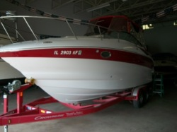 2008 - Crownline Boats - 250 CR