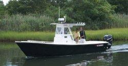 2012 - Steiger Craft Boats - 255 DV CC
