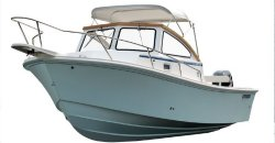 2012 - Steiger Craft Boats - 255 DV Block Island