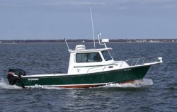 2013 - Steiger Craft Boats - 26 Miami