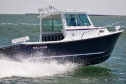2013 - Steiger Craft Boats - 21 DV Miami
