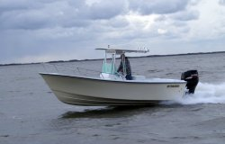 2013 - Steiger Craft Boats - 23 Center Console