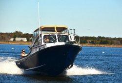 2013 - Steiger Craft Boats - 26 Nantucket