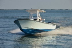 2014 - Steiger Craft Boats - 23 Center Console