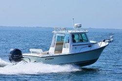 2015 - Steiger Craft Boats - 23 DV Miami