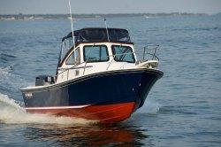2017- Steiger Craft Boats - 23 Block Island