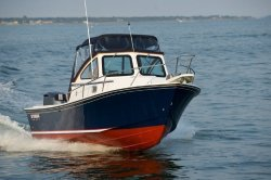 2018 - Steiger Craft Boats - 23 DV Block Island