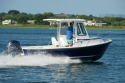 2018 - Steiger Craft Boats - 21 Peconic