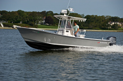 2018 - Steiger Craft - 255 Center Console