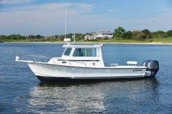 2019 - Steiger Craft Boats - 28 DV Miami