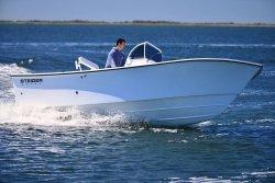 2019 - Steiger Craft Boats - 21 Center Console