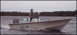 2009 - Stott Craft Boats - 1960 Bay