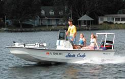 2011 - Stott Craft Boats - 1796 Skiff