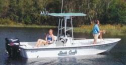 2012 - Stott Craft Boats - 2160 Bay