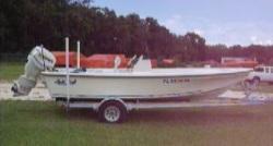2012 - Stott Craft Boats - SCV 2000 Bay