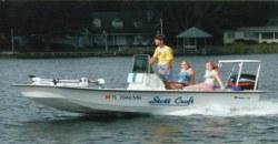 2012 - Stott Craft Boats - 1796 Skiff