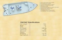 2013 - Stott Craft Boats - 1960 Bay
