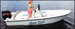 Stott Craft Boats - 1720 Bay 2007