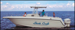 Stott Craft Boats - 2960 CC 2007