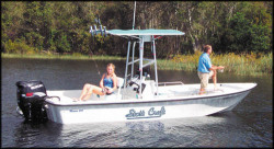 Stott Craft Boats - 2160 Bay 2007