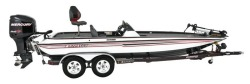 2012 - Stratos Boats - 210 Elite