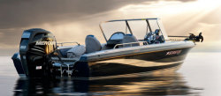 2012 - Stratos Boats - 385 XF