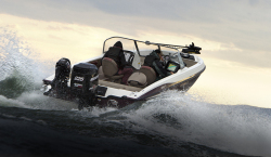 2013 - Stratos Boats - 326 XF