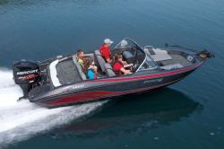2016 - Stratos Boats - 486 SF
