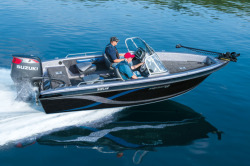 2017 - Stratos Boats - 385 XF