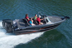 2017 - Stratos Boats - 386 XF