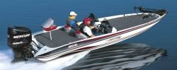 Stratos Boats 200 Pro XL Bass Boat