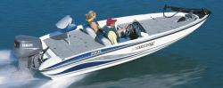 Stratos Boats 275 XL Bass Boat