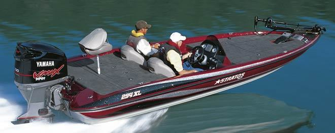 research stratos boats 294 pro xl bass boat 2007 on. Black Bedroom Furniture Sets. Home Design Ideas