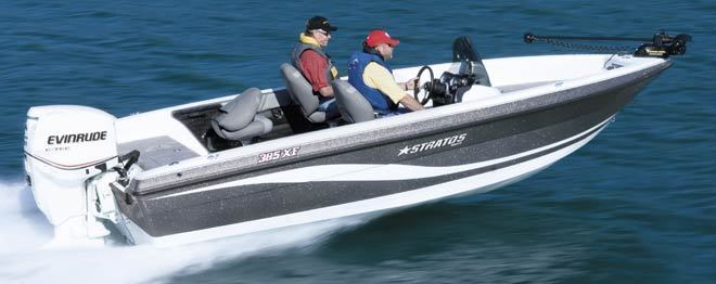 Research Stratos Boats 385 Xf Center Console Boat On Iboats Com