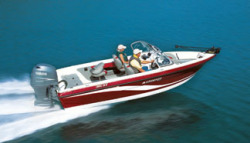 Stratos Boats 386 XF Center Console Boat