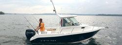 2013 - Striper Boats - 2101 Walk Around OB