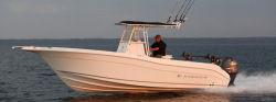 2014 - Striper Boats - 2605 Center Console OB