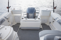2015 - Striper Boats - 220 Dual Console