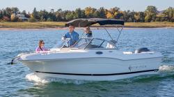 2017 - Striper Boats - 200 Dual Console