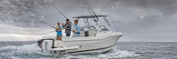 2018 - Striper Boats - 230 Dual Console OB