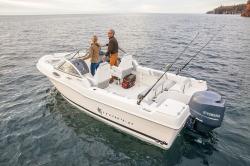 2018 - Striper Boats - 200 Dual Console