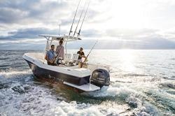 2018 - Striper Boats - 220 Center Console OB