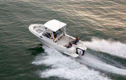 2019 - Striper Boats - 230 Dual Console