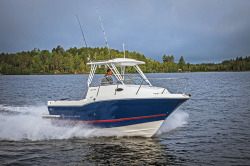 2019 - Striper Boats - 230 Walkaround