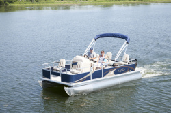 2013 - Sun Chaser Boats - Oasis Fish 818 4PT