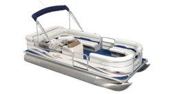Sun Chaser Boats 8520C Pontoon Boat