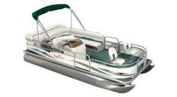 Sun Chaser Boats 8520F Pontoon Boat