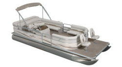 Sun Chaser Boats 8524F Pontoon Boat